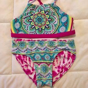 507c1a87fc Justice Swim | Girls Purrmaid Suit Bundle Size 1012 | Poshmark